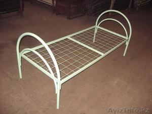 Двухъярусные металлические кровати, трёхъярусные металлические кровати, опт. - Изображение #3, Объявление #1423113
