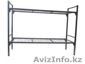 Двухъярусные металлические кровати, трёхъярусные металлические кровати, опт. - Изображение #4, Объявление #1423113