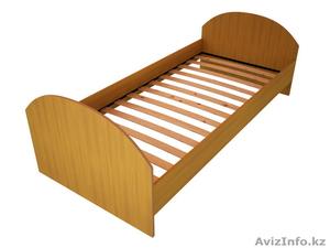Железные армейские кровати, одноярусные металлические кровати для больниц, опт. - Изображение #1, Объявление #1418621