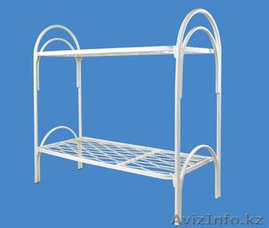 Двухъярусные металлические кровати, трёхъярусные металлические кровати, опт. - Изображение #1, Объявление #1423113