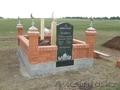 Ритуальные памятники,  надгробия,  ритуальные комплексы,  цветники,  цоколя.