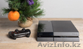 Sony PlayStation 4 500 GB Jet Black Standard Edition На Заказ