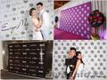 Баннеры для праздника, press-wall-фото зоны для свадеб